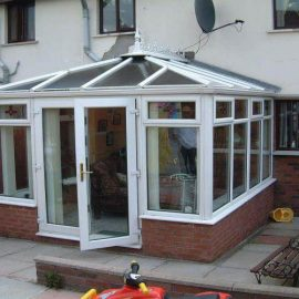 Conservatories as Garden Offices