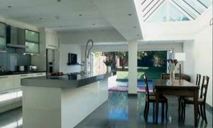 Kitchens in a Conservatory