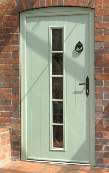 new uPVC Doors